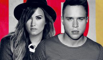 Tekst piosenki Olly Murs - Up ft. Demi Lovato