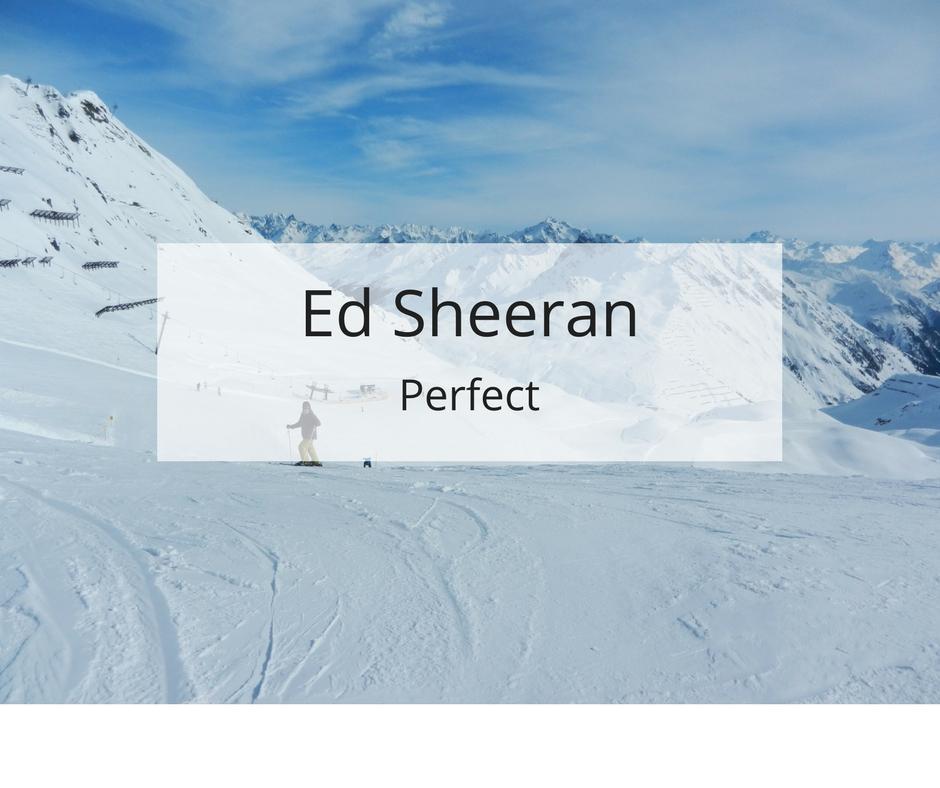 Ed Sheeran Perfect: Tłumaczenie Tekstu Ed Sheeran